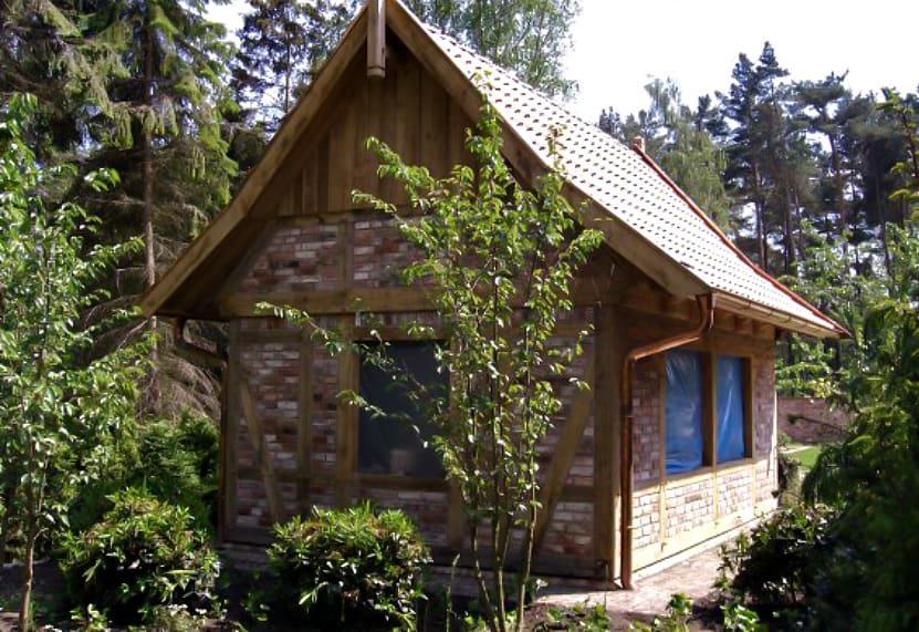 Fachwerk Gartenhaus