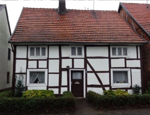 Fachwerkhaus 1831