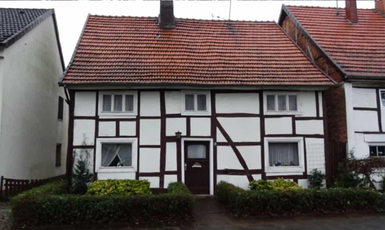 , Fachwerkhaus 1831